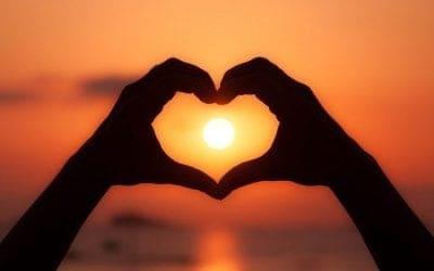 L'Amour comme source de vie, invisible et indivisible