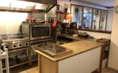 Notre cuisine, notre espace de création