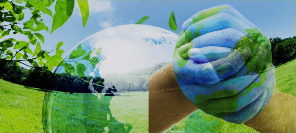 Main dans la main avec la Nature pour une sortie en beauté