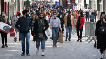 Le masque en rue